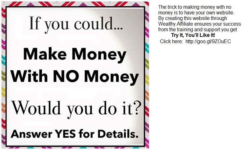 Make Money with No Money