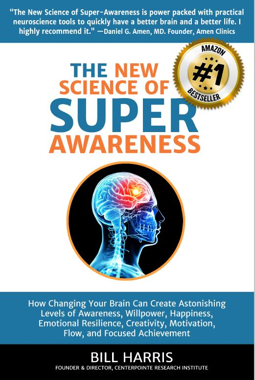 New Science of Super-Awareness book