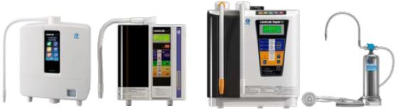 Enagic water machines