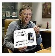 Bill Gates and Kangen Water